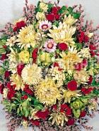 Miscuglio per fiori secchi F-252