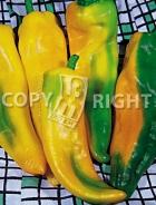 Peperone corno di toro giallo 23-924